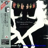 Kevin Ayers, The Confessions of, Dr. Dream, Island, UICY-9531