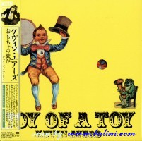 Kevin Ayers, Joy of a Toy, , TOCP-67357