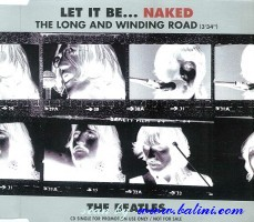 Beatles, The Long and Winding Road, �Naked, Toshiba, PCD-2848