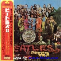 Beatles, Sgt. Peppers Lonely, Hearts Club Band, Odeon, OP-8163