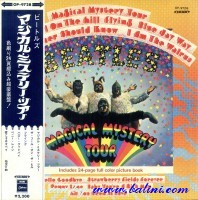 Beatles, Magical Mistery Tour, Odeon, OP-9728