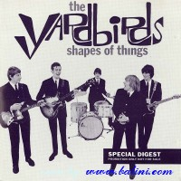 The Yardbirds, Shapes of things, Special Digest, Alfa, Y12-53