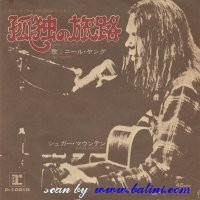 Neil Young, Heart of Gold, Sugar Mountain, Reprise, P-1091R