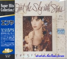 Enya, Paint the sky with stars 1st, Woodstock, WCD-026
