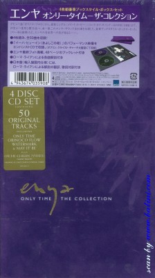 Enya, Only Time - The collection, WEA, WPCR-11306.9