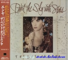 Enya, Paint the sky with stars 1st, WEA, WPCR-1800
