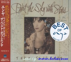 Enya, Paint the sky with stars, WEA, WPCR-1900