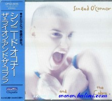 Sinead O Connor, The Lion and the Cobra, Chrysalis, CP32-5615