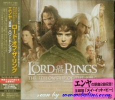 Soundtrack, The Lord of the Rings I, WEA, WPCR-11195