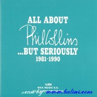 Phil Collins, All About but Seriously, WEA, 5CS-3