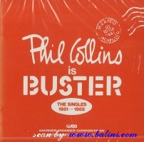 Phil Collins, Is Buster, WEA, PCS-6