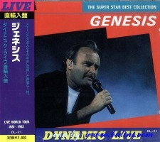 Genesis, Dynamic Live, Other, DL-21