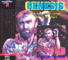 Genesis, Live at Uptown Theatre, Chicago part 2, Other, INP-024
