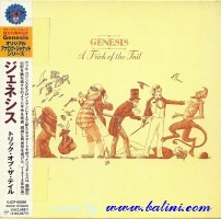 Genesis, A Trick of the Tail, (paper), Virgin, VJCP-68098