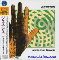 Genesis, Invisible Touch, (paper), Virgin, VJCP-68108