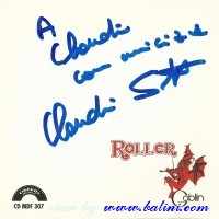 Goblin, Roller, (Signed), Cinevox, CD MDF 307