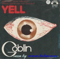 Goblin, Yell, E Suono Rock, Cinevox, SC 1121