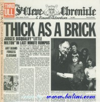 Jethro Tull, Thick as a brick, Toshiba, TOCP-65883