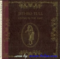 Jethro Tull, Living in the Past, Toshiba, TOCP-67369.70