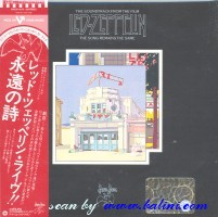 Led Zeppelin, The Song Remains, the Same, WEA, WPCR-11619.20