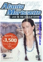 Alanis Morissette, Live in Navajo Nation, Columbia, COBY-70082