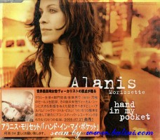 Alanis Morissette, Hand in my poket Acoustic, Maverick, PRO15520