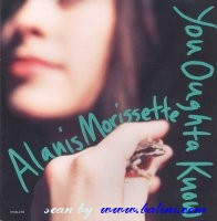 Alanis Morissette, You Oughta Know, WEA, PCS-178