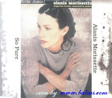Alanis Morissette, So Pure, WEA, PCS-346