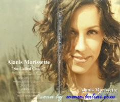 Alanis Morissette, So-Called Chaos, Press Kit, WEA, PCS-677.9