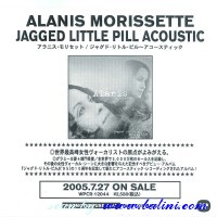 Alanis Morissette, Jagged Little Pill Acoustic, WEA, WPCR-12044/R