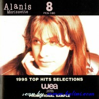 Various Artists, WEA Top Hits, August 1995, WEA, PCS-180