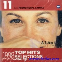 Various Artists, WEA Top Hits, November 1998, WEA, PCS-333