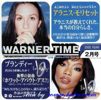 Various Artists, Warner Time, 2002.2, WEA, PCS-562