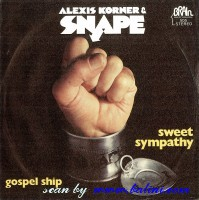 Alexis Korner and Snape, Sweet Sympathy, Gospel Ship, Brain, ST-505