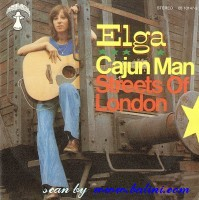 Elga, Cajun Man, Streets of London, Pilz, 05 10147-3