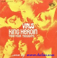 Virus, King Heroin, Take Your Thoughts, Pilz, 05 11101-0