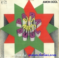 Amon Duul, Paradieswarts Duul, OHR, OMM 56.008