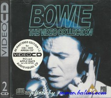 David Bowie, The Video Collection, EMI, PMCD 4911862
