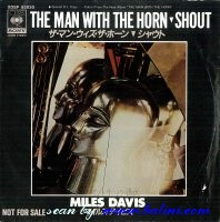 Miles Davis, The Man with the Horn, Shout, Sony, XDSP 93020