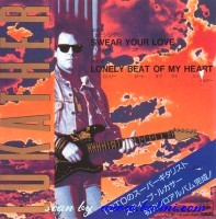 Steve Lukather, Swear Your Love, Lonely Beat of My Heart, Sony, XDSP 93118