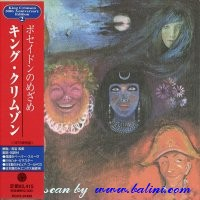 King Crimson, In the wake of poseidon, Pony-Canyon, PCCY-01422