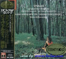 Antonio Vivaldi, Four Seasons, EMI, CE43-5511