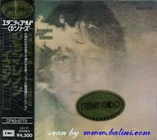 John Lennon, Imagine, EMI, CP43-5773