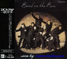 Paul McCartney, Band on the Run, EMI, CP43-5774