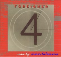 Foreigner, 4, Atlantic, 82545-2