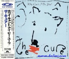 The Cure, Why I cant be you, Polydor, W18X-22008