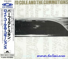 Lloyd Cole, and the Commotions, Perfect Skin, Polydor, W18X-22010