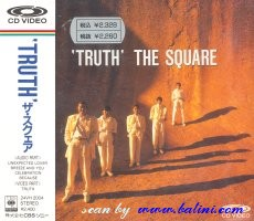The Square, Truth, Sony, 24VH 2004