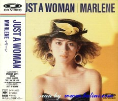 Marlene, Just a Woman, Sony, 24VH 2006