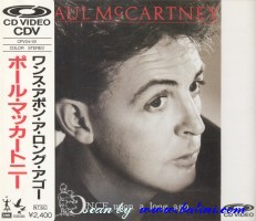 Paul McCartney, Once upon long ago…, EMI, CPV24-101